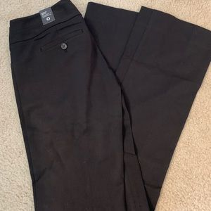 NWT The Limited Drew Fit Dress Pants Size 0